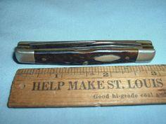 Vintage Western Pocket Knife #Western