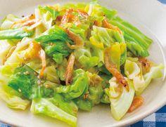 これにパスタを加えれば、桜海老の香りがおいしいパスタ料理になりますよ。