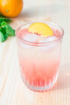 Soak up the last of the summer warmth and spend a little time relaxing with a good book and this tasty punch. Fun Drinks, Alcoholic Drinks, Cocktail Ideas, Tasty, Yummy Food, Food N, Summer Cocktails, Everyday Food, Drink Recipes
