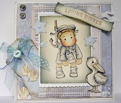 Magnolia Cards by Kim Piggott: Hooked on you!.....