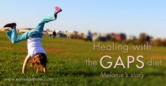 """This is Melanie's story of how she made enormous changes to her family's health using the GAPS diet while living on the road in an Airstream with four children (yes you read that correctly.) Clearly the words """"I can't"""" aren't in her vocabulary."""