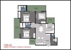 """Gulshan Bellina is a new housing project that is coming up at Noida Extension, which is being launched by """"Gulshan Homz"""" an upcoming developer of residential property in Noida Extension."""