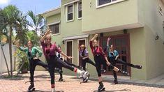kangoo dance #FIREBALL coreografia de ROSIBELL CALERO ( GUAYAQUIL - ECUA...