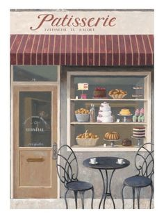 Bakery Errand Giclee Print by Marco Fabiano - AllPosters.co.uk