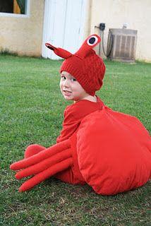 Crab costume