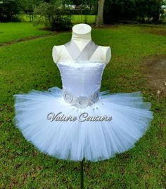 #etsy shop: Princess Leia Star Wars Inspired Tutu Dress Infant Toddler Girls Baby Newborn Halloween Birthday Outfit White Gray etsy.me/2C5jpvv #clothing #costume #children #birthday #halloween #white #silver #darthvader #cp30 #bb8 #r2d2 #Chewbacca #tutu