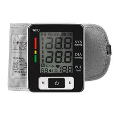 Cocare W133 Heart Beat Meter and Wrist Blood Pressure Monitor CK-W133 with Memory and Speech Function https://bestheartratemonitorusa.info/cocare-w133-heart-beat-meter-and-wrist-blood-pressure-monitor-ck-w133-with-memory-and-speech-function/