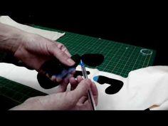 Boneca pequena porta-papel higiênico parte 1 - YouTube