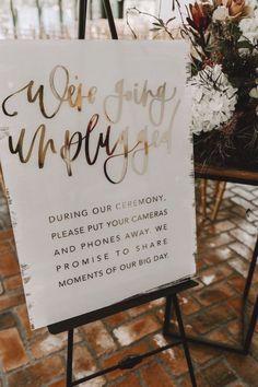 Cute Wedding Ideas, Diy Wedding, Wedding Gifts, Dream Wedding, Wedding Day, Wedding Stuff, Wedding Trends, Wedding Bells, Ceremony Signs