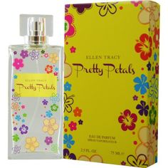 cool Ellen Tracy Pretty Petals Eau de Parfum Spray, 2.5 Ounce