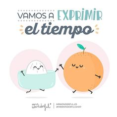 Cargaditos de vitaminas, ¡vamos a aprovecharlo! #mrwonderful #quotes #motivation