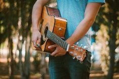 A Man and his Guitar… photo by Ramiro Mendes (@thisisramiro) on Unsplash