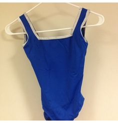 Yumiko leotard. Mareike in yale with a silver velvet trim