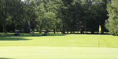 Grant Park Golf Course  Play near Lake Michigan in a beautiful setting.  Par: 67  Yards: 5,213