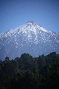 Teide Canary Islands, Travel Memories, Mount Rainier, Travelling, Spanish, Beautiful Places, Las Palmas, Volcanoes, Teneriffe