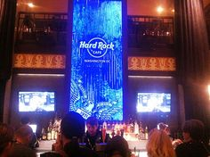 hard rock cafe washington dc - neat place to have lunch
