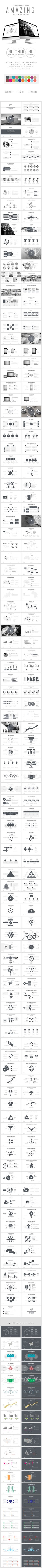 Multipurpose Keynote Presentation Template #design #slides Download: http://graphicriver.net/item/multipurpose-keynote-presentation-vol-15/12679915?ref=ksioks