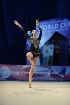 Yana Kudryavtseva (Russia) # World Cup 2014, Tashkent