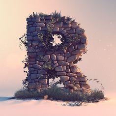 3dmaxstuff.com_Reel Intro Animation Breakdown Tutorial In Cinema 4D