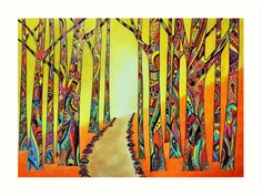 Magic wood by LaAmapolaRoja