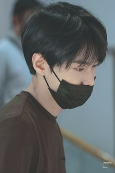 NCT Doyoung at the Airport)
