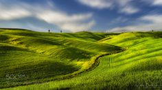 Val d'Orcia by mabart #landscape #travel
