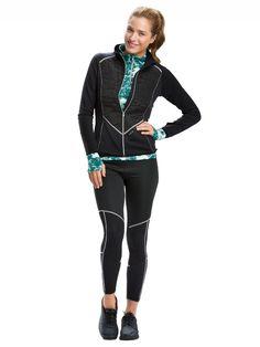 Užíte si športové aktivity i v chladnejšom počasí. Dámske nohavice Petra Warm Tights vás spoľahlivo zahrejú. Krásne kúsky objavte v bežeckej kolekcii Running.