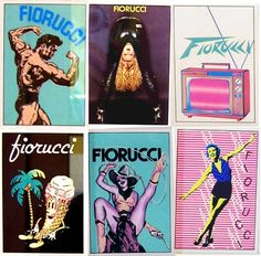 80's = The magazine covers were amazing.