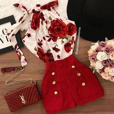 Cute Summer Outfits, Cute Casual Outfits, Pretty Outfits, Girly Outfits, Pretty Dresses, Stylish Outfits, Girls Fashion Clothes, Teen Fashion Outfits, Cute Fashion