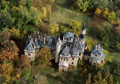 Schossberger Castle in Tura, Hungary