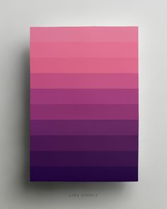 Purple Poster - Available at linxsupply.com