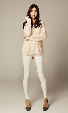 Shop Korean online clothing at Korean Fashion Store. Korea fashion clothing imported directly from Korea. Korean Fashion Online, Korean Street Fashion, Asian Fashion, Korean Online, Korean Outfits, New Outfits, Cute Outfits, Korean Clothes, Fashion For Petite Women