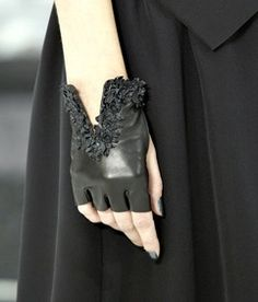 Chanel Gloves, Spring 2011