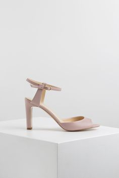 KACHOROVSKA / beige leather wedding sandals Beige, Sandals, Heels, Leather, Fashion, Heel, Moda, Shoes Sandals, Fashion Styles