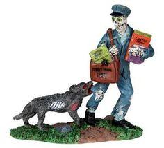 Spooky Mailman