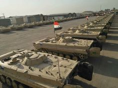 In pictures: Iraqi Army prepares to crush ISIS pocket at Tal Afar.