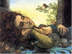 The Sleeping Beauty, Trina Schart Hyman