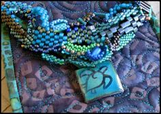 I love beading . I'll have to try this one