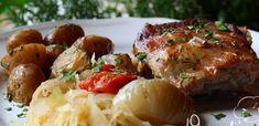 Mit főzzek hétvégén? - 10 pofonegyszerű recept hétvégére - Receptneked.hu - Kipróbált receptek képekkel Baked Potato, Mashed Potatoes, Chicken, Meat, Baking, Ethnic Recipes, Food, Whipped Potatoes, Smash Potatoes