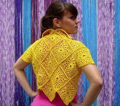 Toreritas tejidas a crochet - Imagui