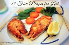 25 Fish Recipes for Lent