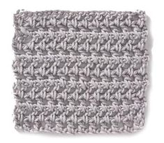 Stitchfinder : Crochet Stitch: Reversible Mesh : Frequently-Asked Questions (FAQ) about Knitting and Crochet : Lion Brand Yarn