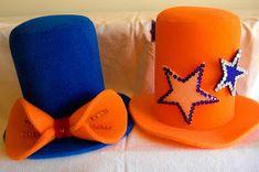 SALTIMBANQUI COTILLÓN EN CORDOBA: Circense Ideas Decoracion Cumpleaños, Crazy Hats, Drink Sleeves, Clowns, 15 Years, Carnival, Feltro, Ideas, Funny Hats
