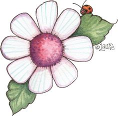 Cute Clipart, Flower Clipart, Illustrations, Illustration Art, Images Lindas, Pintura Country, Clip Art, Country Paintings, Flower Doodles
