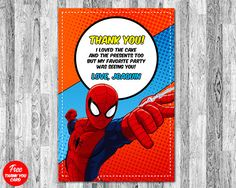 Spiderman invitation spiderman birthday invitation free spider man birthday invitations parties kids spiderman invitacin invitacin de cumpleaos de spiderman filmwisefo