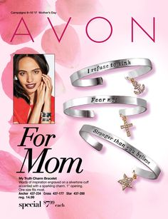 """Avon Campaign 9-10 For Mom sale flyer. Click on """"Visit"""" to view this flyer. #avonrep #avon products #avon brochure"""