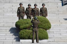 North Korea soldier defects to the South: Seoul - SBS