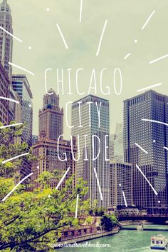 Quick and simple city guide to Chicago, including where to stay, what to do and…