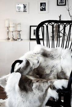 black white - very scandinavian
