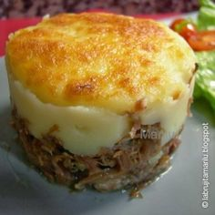 Tapas, My Favorite Food, Favorite Recipes, Food Decoration, Potato Dishes, Chicken Salad Recipes, Barbacoa, Canapes, Family Meals